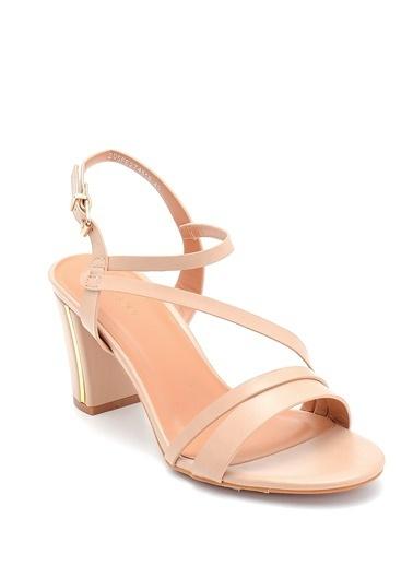 Derimod Kadın Sandalet(7188-073M-Z8) Casual Bej